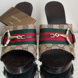 Gucci AUTHENTIC Classic slides